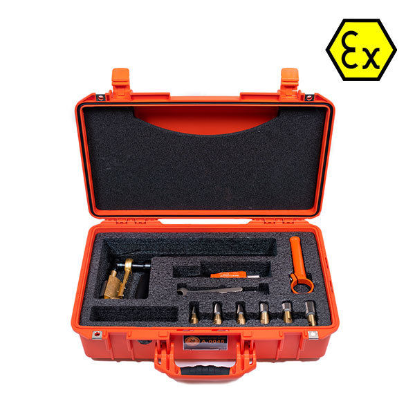 A-0045 grinding suitcase