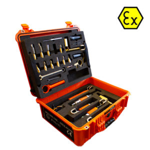 A-0044 - Spark-free grinding kit