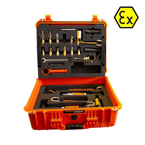A-0044 - Spark-free grinding kit front everything